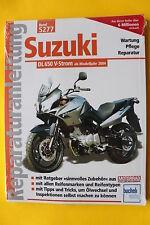 Suzuki DL 650 V-Storm VStorm ab 2004 Reparaturanleitung