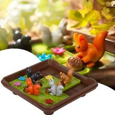 1Pc Squirrels Go Nuts sliding puzzle game Children Toy New