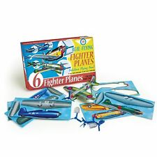 FIGHTER PLANES CONSTRUCTOR KIT TRADITIONAL TOY