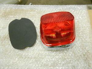 HARLEY-DAVIDSON SIDECAR LEHMAN TRIKE BL1131 TAIL LAMP ASSY W/O WINDOW