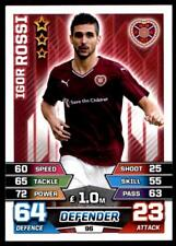 Match Attax SPFL 15/16 Igor Rossi Heart of Midlothian No. 96