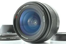 [NEAR MINT] MINOLTA AF 24mm F2.8 Wide Angle Lens For Sony A mount From JAPAN