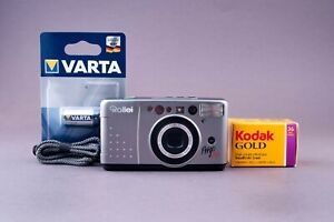 Rollei Prego 70 35mm Point & Shoot Film Camera