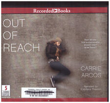 OUT OF REACH (unabridged audiobook cds) Carrie Arcos Audio Book