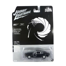 Johnny Lightning JLPC001-6 Aston Martin V8 Dark Gray - James Bond 007 1:64 New