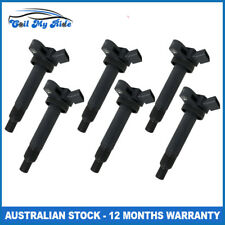 Set of 6 O.E.M Quality Ignition Coil for Lexus IS 200 GXE10R V6 2.0L 1G-FE