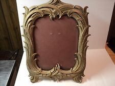 Vintage Syroco Wood Frame, Gold - 8X10 Made in USA, Syracuse NY NICE