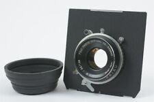 FUJI FUJINON W 125mm F5.6 Lens SEIKO Shutter [Very good] from Japan (99-G55)