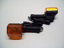 Portatarga luce stop led trasparente omolog.+frecce tenerè transalp africa twin