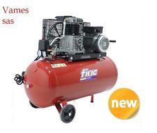 COMPRESSORE ARIA FIAC TRASMISSION A CINGHIA AB50/268 lt 50 230V 2HP 1,5KW 10 Bar