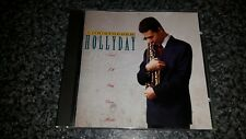CHRISTOPHER HOLLYDAY And I'll Sing Once More CD Saxophone
