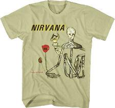 Nirvana-Incesticide-Large Celery Green T-shirt