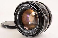 Canon FD 55mm f1.2 S.S.C ASPHERICAL ASPH Rare      (3981)