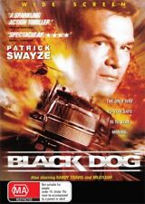 BLACK DOG - PATRICK SWAYZE  - NEW & SEALED DVD - FREE LOCAL POST