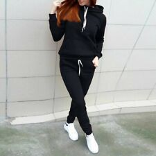 Woman Slim Fit Jogging Tracksuit Sports Gym Sweat Suit Athletic Apparel Outfits