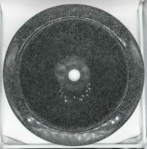 Grey Pearl Granite Vessel
