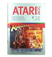 Notice jeu Atari 2600 Indiana Jones Raiders of the lost ark Instruction Manuel