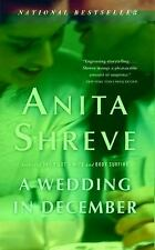 A Wedding in December by Anita Shreve (2007, Paperback)