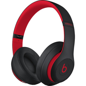 Beats by Dr. Dre Studio3 Over the Ear Wireless Headphones - Black/Red