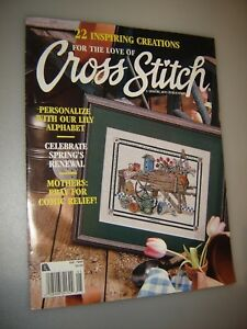 FOR THE LOVE OF Cross Stitch Magazines Better Homes & Gardens May 1999