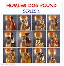 Homies Dog Pound Series #1 1:24 Scale Mini Animal Figure Or Set You Pick 00006000
