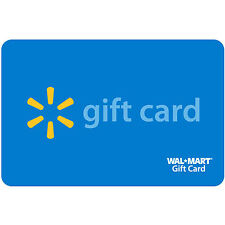 Walmart Gift Card New never used $50