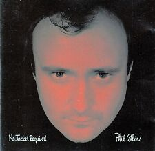 PHIL COLLINS : NO JACKET REQUIRED / CD