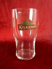 Glas Bierglas von Kilkenny Bier 0,2 l. Irish Red