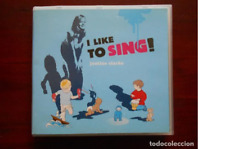 CD JUSTINE CLARKE - I LIKE TO SING! (3A)