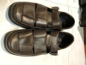 Mens Shoes Hotter Size Uk 9 Colour Brown