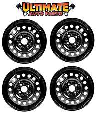 "Wheels (Set of 4) Steel 15"" for 07-13 Toyota Yaris"