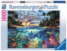 1000 Teile Ravensburger Puzzle Korallenbucht 19145