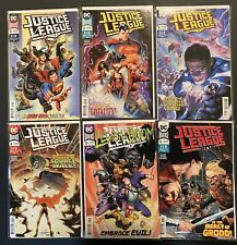 JUSTICE League #1 2 3 4 5 6 (DC Comics 2018) New Justice Scott Snyder NM Lot