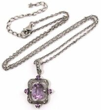 Crystal Pendant/Locket Vintage Fine Jewellery (Unknown Period)
