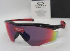 "OAKLEY polished black ""PRIZM ROAD"" M2 FRAME XL OO9343-08 sunglasses NEW IN BOX!"