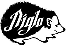 LOGO HERISSON NIGLO GENS DU VOYAGE HB132