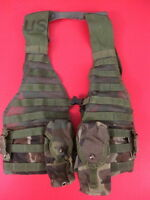 US Army/USMC MOLLE Enhanced Tactical Load Bearing Vest w/Belt & Magazine Pouches