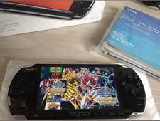PSP 3004 3000 Slim&Lite+Memoria 15 Giochi Custodia