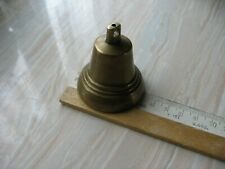 The Antique little  bronze  bell Imperial Russia