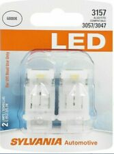 Sylvania LED Lamp Bulbs - 3157 - 6000K - 2 Bulbs