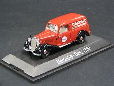 "Schuco Mercedes-Benz 170 V Kastenwagen 1:43 ""Standard Kundendienst"" (JS)"