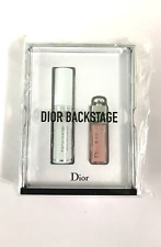 Dior Backstage Set Diorshow Maximizer 3D Dior Addict Lip Maximizer 001 Pink