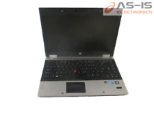 """*AS-IS* HP EliteBook 8440P 14"""" Core i5-M520 2.40GHz No RAM No HDD Laptop (H627)"""