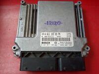 Mercedes Vito W639 Viano 2,2 CDI ECU 0281011180 - A6111535379 /FastCourier