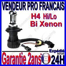 AMPOULE LAMPE FEU PHARE DE RECHANGE POUR KIT BI XENON HID H4 -3 Hi/Lo 6000k 35W