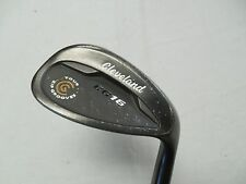 Cleveland Cg16 2-Dot 54.14* Sand Wedge Traction Wedge Flex Steel Used Rh