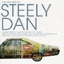 """Steely Dan """"The very best of"""" 2 CD NUOVO"""