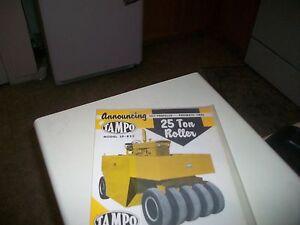 Minneapolis Moline  M5 packer Brochure