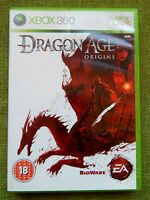 Dragon Age: Origins (Microsoft Xbox 360, 2009, PAL, Game, Complete)