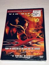 Xxx (Dvd, 2002, Widescreen Special Edition) Vin Diesel sealed brand new. 11X